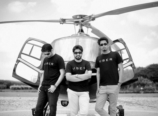 Uber Offers Helicopter Rides on Father's Day Weekend in Bangalore, Mumbai