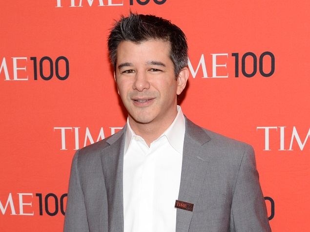 Uber CEO Indicted in South Korea for Operating Illegal Taxi Service