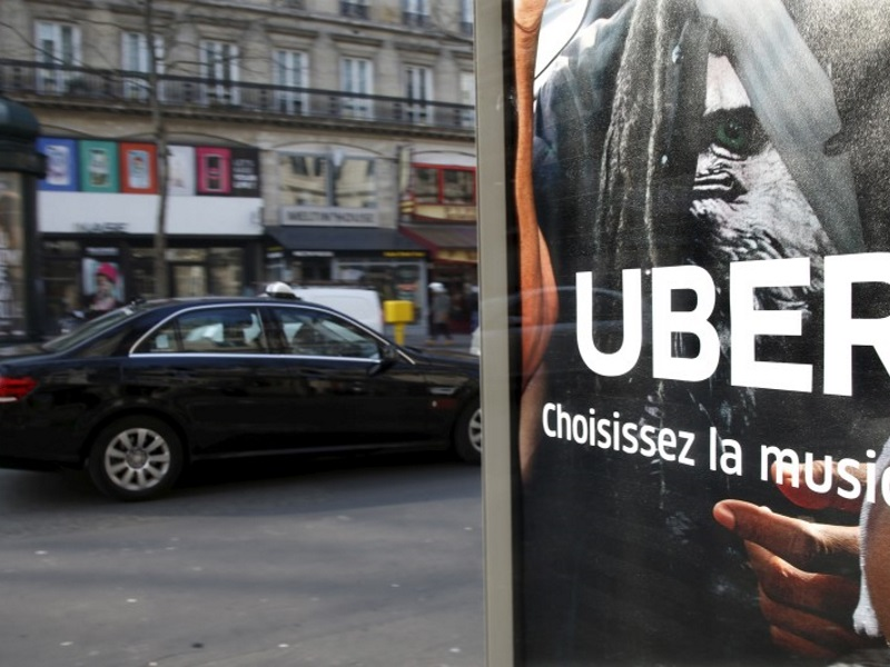 French Court Fines Uber, Execs for Illegal Taxi Service