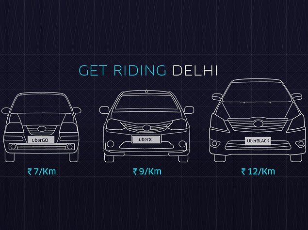 Uber Slashes Fares Up to 40 Percent Across India