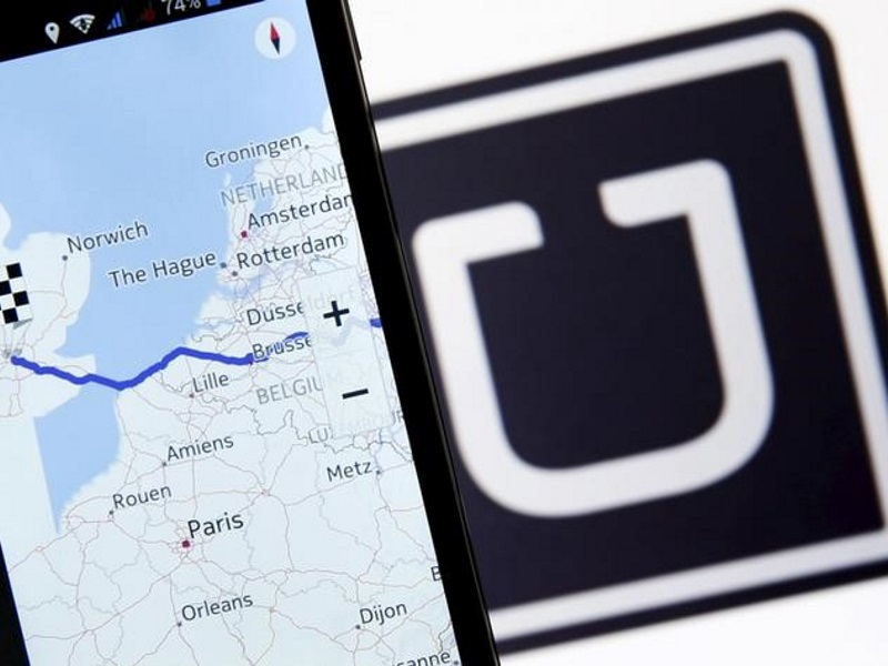 Uber May Deliver Latest Blow to European Parcel Firms