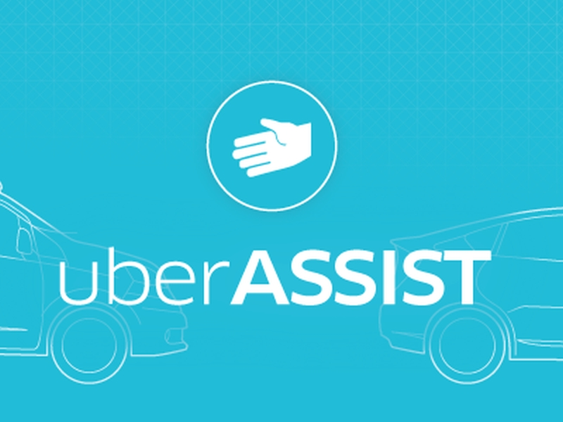 Uber India Rolls Out UberASSIST for the Elderly and Riders With Disabilities