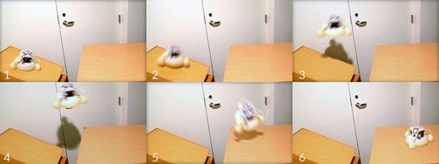 World's first 3D-Printed Soft Robot Can Jump Like a Human