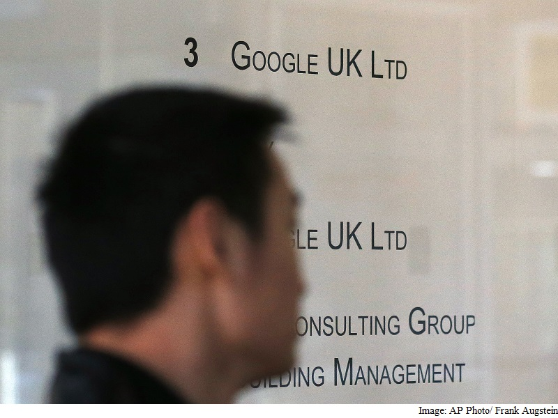 Google Tax Settlement Too Small, Says UK Parliamentary Committee