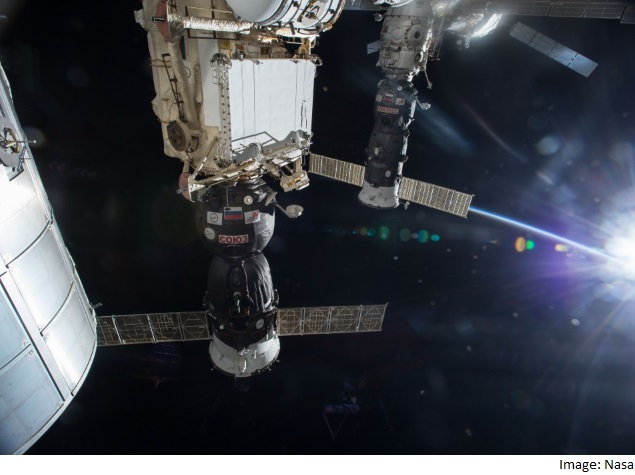 Russian Cargo Spacecraft Destined for ISS 'Plunging to Earth'