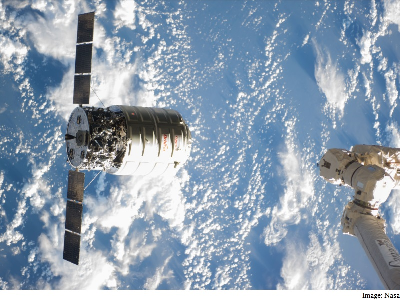 Space Rains Junk on Spain