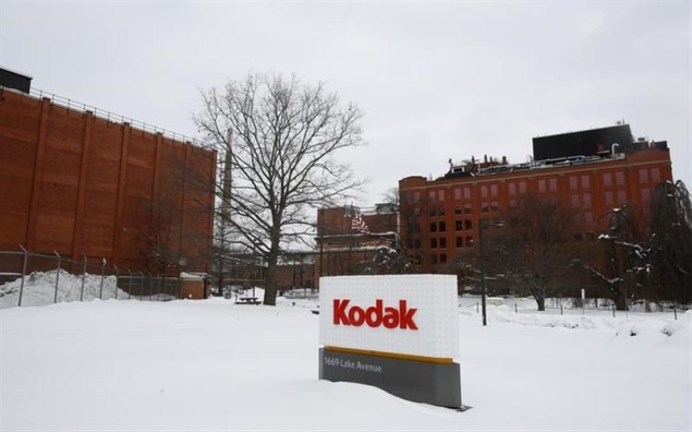 Kodak strikes post-bankruptcy loan deal
