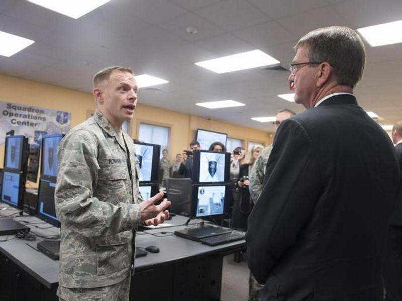 US Says National Guard May Join Cyber Offense Against Islamic State