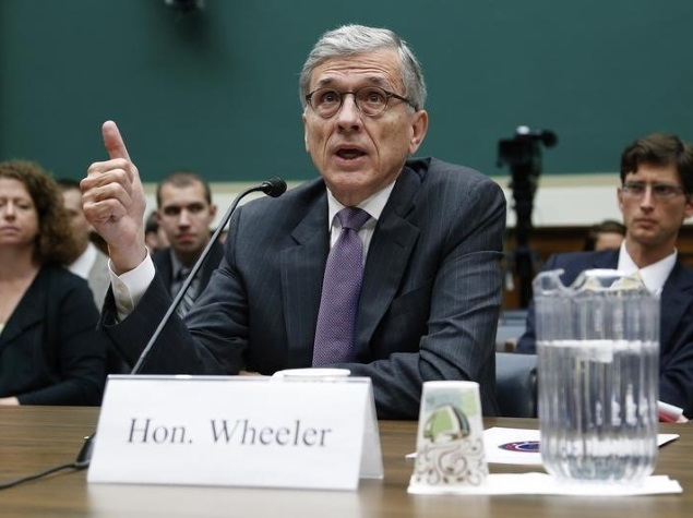 US FCC Chief's Speech Seen Supporting Obama on Net Neutrality