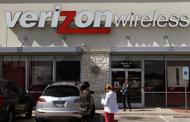 Verizon Wireless profit up, reports 4 million iPhones sold in Q1