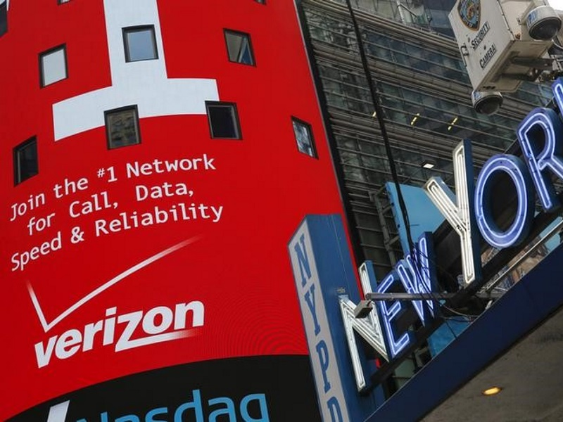 Verizon Said to Launch Auction to Sell Data Centres
