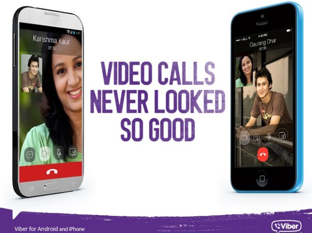 Viber 5.0 for Android and iOS Brings Video Calling and More