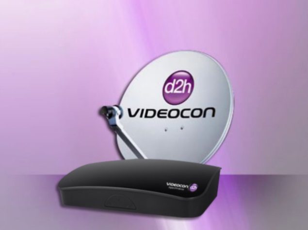 Videocon d2h to Launch 4K UHD Services in 2015; Plans 2014 IPO