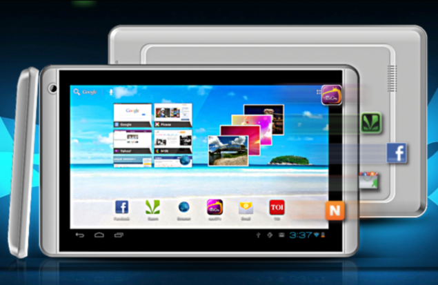 Videocon launches 7-inch VT71 tablet with Android 4.0 for Rs. 4,799