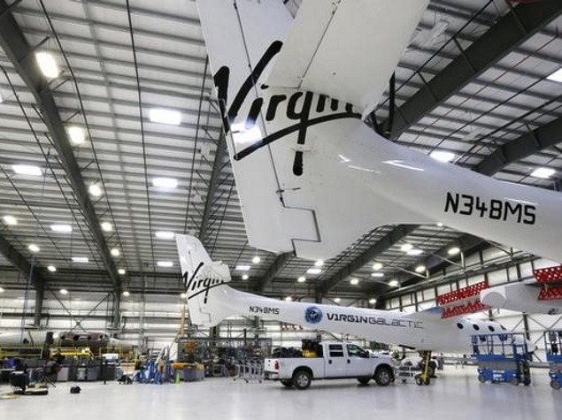 New Spaceship Restoring Hope After Virgin Galactic Crash