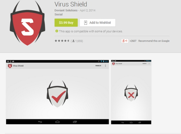 Top paid app on Google Play Store uncovered as fake