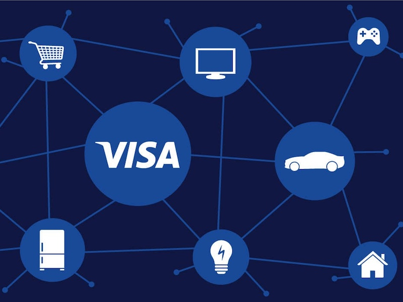 Visa Bets Big on IoT Devices, Starts With Cars That Pay for Their Own Fuel