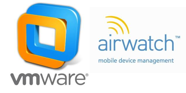VMWare to buy AirWatch mobile security firm for $1.54 billion