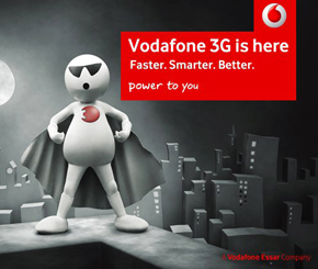 Vodafone announces new 3G data plans, starting Rs.25