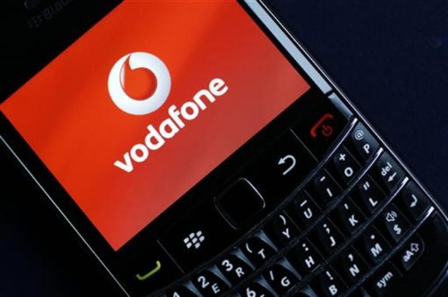 Vodafone UK confirms some customers hit by BlackBerry problems