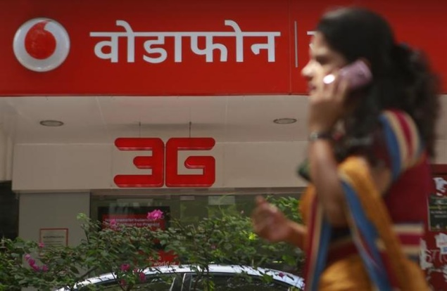 Vodafone 3G User Base Triples in Chhattisgarh and Madhya Pradesh
