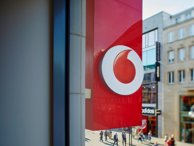 Vodafone Reports Annual Loss on Restructuring Costs, Tax Charges
