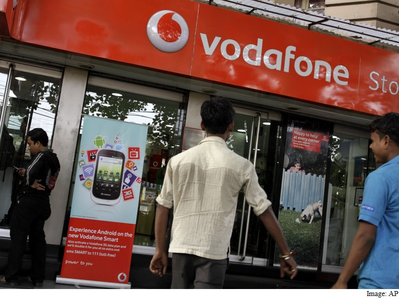 Vodafone Says Pressures in India and UK to Weigh on Earnings