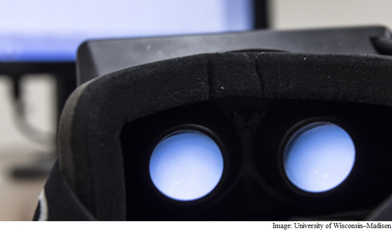 Virtual Reality Headsets Can Trigger Motion Sickness, Nausea: Study