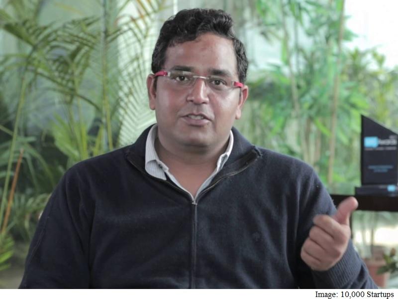 Paytm's Vijay Shekhar Sharma on Plans for the Payment Bank