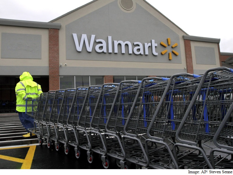 Walmart to Launch Own Mobile Pay System
