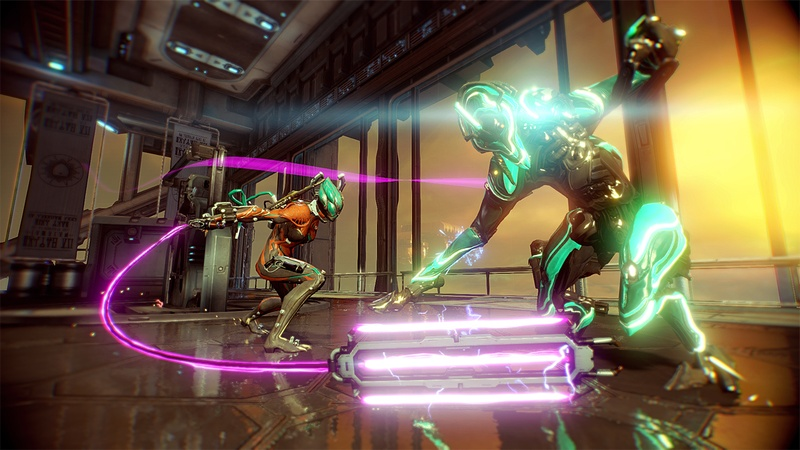 Warframe Fortuna Update Now Live on PS4 and Xbox One