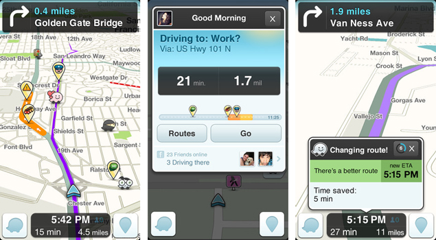 Apple looking to acquire social navigation app Waze: Report