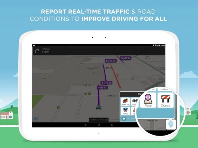 Google Waze App's Police Tracking Feature Worrying Law Enforcement