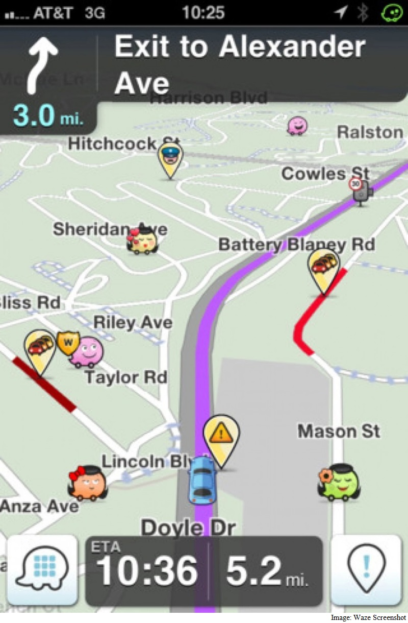 Waze Aims to Speed Up Emergency Response Times as Data-Sharing Spreads