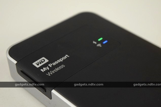 WD My Passport Wireless Review: Media on the Move