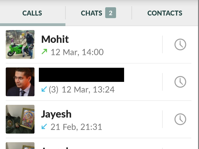 How to Activate WhatsApp Calling