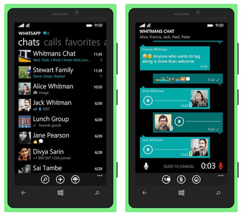 Whats For Windows Phone Gets Pdf Sharing Video T