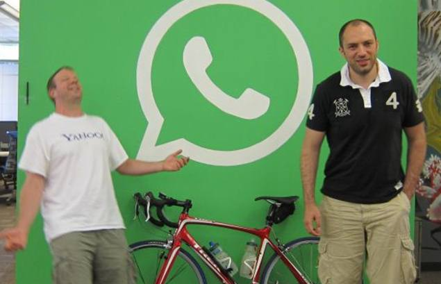 Facebook rejected WhatsApp co-founder Brian Acton for a job in 2009
