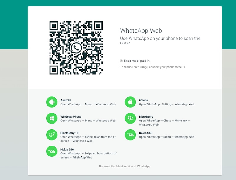 WhatsApp Web Security Flaw Can Affect Up to 200 Million ...