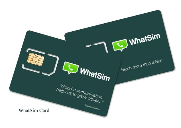 WhatSim Lets You Use WhatsApp for Free While Roaming Worldwide