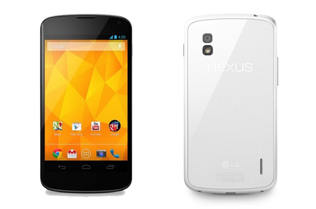 LG officially launches White Nexus 4, now available with Indian online retailers