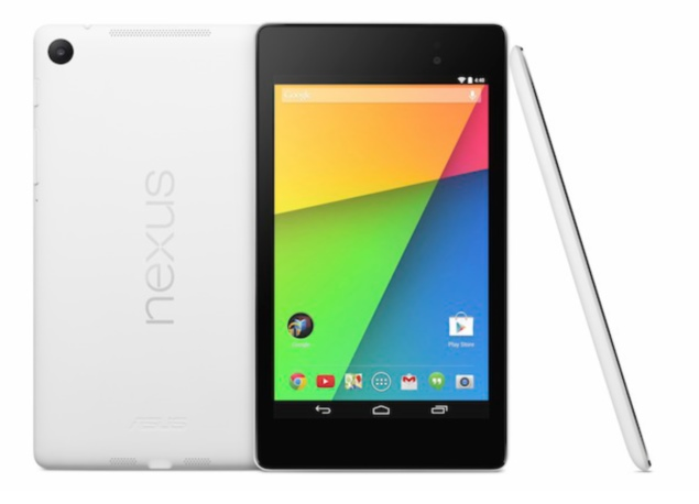 Sony Z Ultra, LG G Pad 8.3 Google Play editions announced; White Nexus 7 official