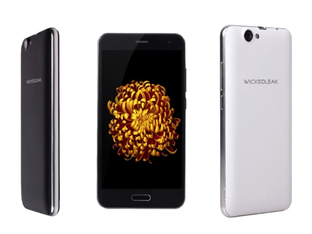 Wickedleak Wammy Titan 4 With 5330mAh Battery Launched at Rs. 14,990