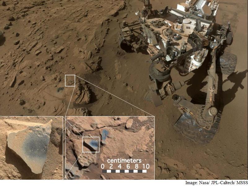 Presence of Manganese Oxide Indicates Mars Was Once Earth-Like: Study