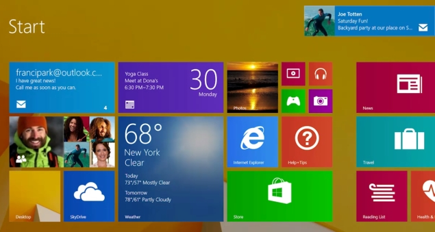 Windows 8.2 due in autumn, Windows 9 and cloud OS in pipeline: Report