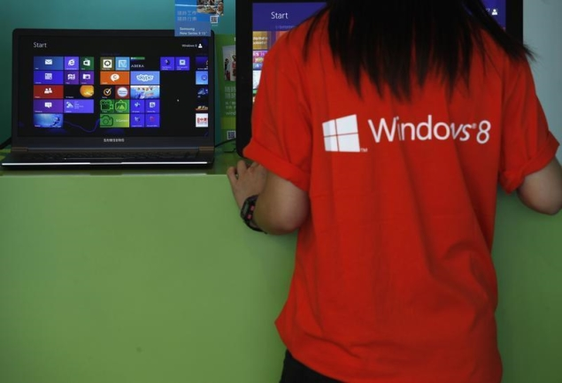 Windows 8 blamed for worst PC quarterly sales on record