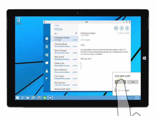 Reasons Why You Should Upgrade to Windows 10