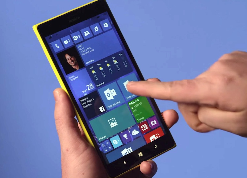Windows 10 Mobile Update Rollout Roadmap Leaked