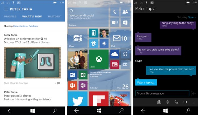 Windows 10 on Your Phone: What We Know So Far