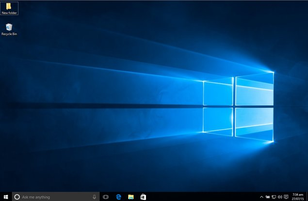 Windows 10 Review: New, Yet Familiar